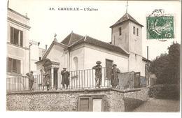 Chaville - L'Eglise 1907 - Chaville