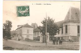 Chaville - Les Ecoles 1907 - Chaville