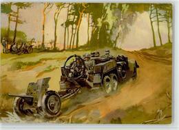 52210023 - Sign. Mundorff, Viktor Geschuetz - Militaria
