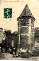80 La Picardie Historique Et Pittoresque - VILLERS-CARBONNEL - Les Restes Du Vieux Château - Très Animée - Autres Communes