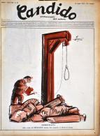 CANDIDO - N° 28 - 13 LUGLIO 1952 - DEMOCRAZIA - Libri, Riviste, Fumetti