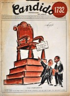 CANDIDO - N° 29 - 20 LUGLIO 1952 - 1732 E MARZABOTTO - Libri, Riviste, Fumetti