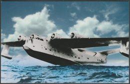 Consolidated Coronado PB2Y - World War II Postcard - 1939-1945: 2nd War