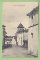 LEOVILLE : Grand'Rue. TBE. 2 Scans. Edition O C - Andere Gemeenten