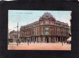 76640    Francia,   Lille,  Hotel Des Postes,  VG  1930 - Lille