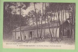 SAINT TROJAN LES BAINS : Le Pavillon St Roger, Forêt Des Allassins. 2 Scans. Edition Fouchier - Autres Communes