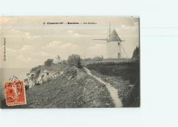 MESCHERS : Les Moulins. 2 Scans. Edition ? - Andere Gemeenten