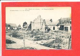 80 ERCHES Cpa Le Village               561 L C H - Autres Communes