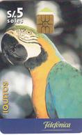 Peru Phonecard - Superb Fine Used Phonecard - Peru