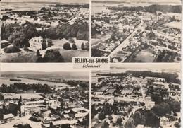 80 - BELLOY SUR SOMME - Souvenir - Autres Communes
