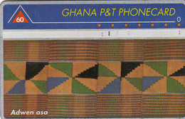 Ghana Phonecard - Superb Fine Used - Ghana