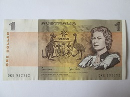 Australia 1 Dollar 1974-1983 Banknote In Very Good Conditions - Decimal Government Issues 1966-...