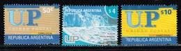 Argentinien 2002/2005, Michel# 2735, 3012 A, 2736 O Perito Moreno Glacier/ Unidad Postal - Argentinien