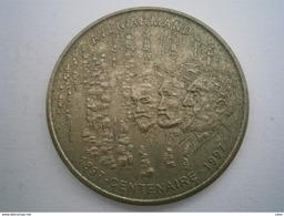 Jetons Touristique- AVEN ARMAND 1897-1997 Centenaire. Monnaie De Paris - Monnaie De Paris