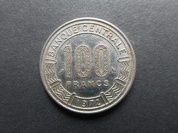 Central African Republic 100 Francs 1972 - Centrafricaine (République)