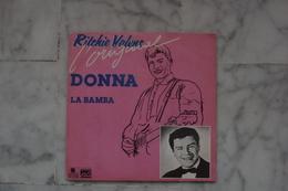 RITCHIE VALENS DONNA. LA BAMBA SP  DE 1987 - Rock