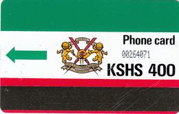 Kenya - Phonecard - Superb Fine Used Phonecard - Kenia