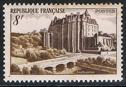 FRANCE : N° 873 ** (Château De Chateaudun) - PRIX FIXE - - Unused Stamps