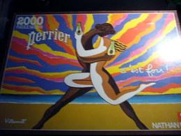 VILLEMOT Puzzle  2000 Pieces  Affiche Perrier - Perrier