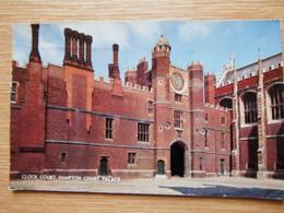 Clock Court Hamton Court Palace 1962 - Surrey