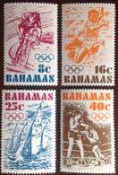 Bahamas 1976 Olympic Games MNH - Bahamas (1973-...)