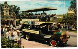 Disney Disneyland Omnibus (pk44094) - Other Topics