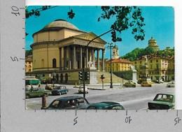 CARTOLINA VG ITALIA - TORINO - Chiesa Della Gran Madre Di Dio - 10 X 15 - ANN. 1974 - Chiese