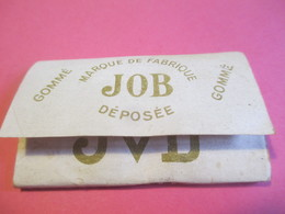 Carnet Papier Cigarettes/JOB Déposée/Bardou/Gommé/Couverture Souple /Vers1920-1950    CIG51 - Sigarette - Accessori