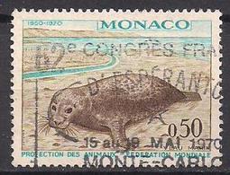 Monaco  (1970)  Mi.Nr.  968  Gest. / Used  (4eb11) - Gebraucht