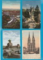 DUITSLAND Lot Van 180 Postkaarten - Postcards