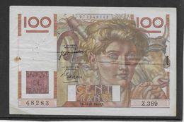 France 100 Francs Jeune Paysan - 16-11-1950 - Fayette N°28-28 - TB - 1871-1952 Antichi Franchi Circolanti Nel XX Secolo