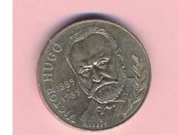 Pièce De Mommaie  - B3116 -  France - 10 Francs 1985 ( Type, Nature, Valeur, état... A Apprécier D'après Double Scan) - France
