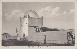Afrique - Djibouti - Mosquée Abdoulkader - Gibuti
