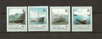 Falkland - Georgie Du Sud - South Georgia 1990 N° 202 / 5 ** Bateaux, Naufrages, Carcasses De Navires - Géorgie Du Sud