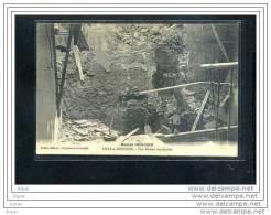 PONT  A MOUSSON Une Maison Bombardee - Guerre 1914-18