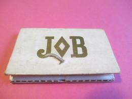 Carnet Papier Cigarettes/JOB GOMME N°96 Bis/Bardoux/Couverture Rigide/avec Distributeur /Vers 1920-1950  CIG56 - Cigarettes - Accessoires