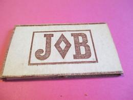 Carnet Papier Cigarettes/JOB /Bardoux/Couverture Rigide/Feuilles Tenues Par Petite Ficelle /Vers 1920-1950  CIG57 - Cigarettes - Accessoires