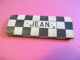 Carnet Papier Cigarettes/El Paper De Fumar/ JEAN/ Gaston D'Argy /Paris / N°3/ /Vers 1920-1950  CIG60 - Around Cigarettes