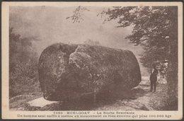 La Roche Branlante, Huelgoat, Finistère, C.1910s - Hamonic CPA - Huelgoat
