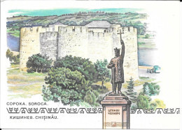 SOROCA - Moldavie
