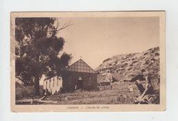 LESOTHO - LESSOUTO / L'EGLISE DE LERIBE - Lesotho