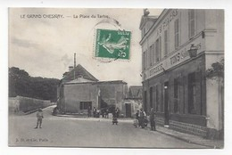 Le Grand Chesnay  -  La Place Du Tarte  -  Epicerie Saint Fiacre - Autres Communes