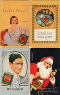 GREECE - Lucky Strike Set 4 Cards, Tirage 39000, 10/98, Used (mint Condition) - Grèce
