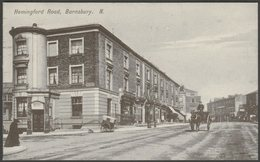 Hemingford Road, Barnsbury, London In C.1906 - Repro Postcard - London Suburbs