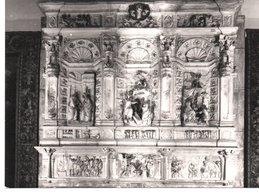 TROYES : Musée Des Beaux-Arts - Cheminée Provenant De L'hôtel De Chapelaines - Troyes
