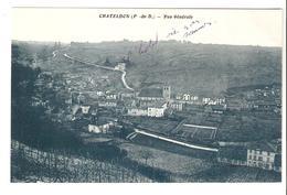 Chateldon - Vue Générale - Chateldon