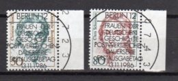 Bund  1304 - 1305   Gestempelt - [7] República Federal
