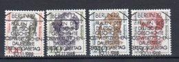 Bund  1390 - 1393   Gestempelt - [7] República Federal