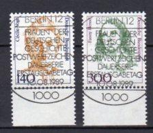 Bund  1432 - 1433   Gestempelt - [7] República Federal