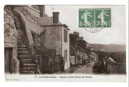 La Roche Guyon - Boves Vieille Route De Gasny 1909 - La Roche Guyon